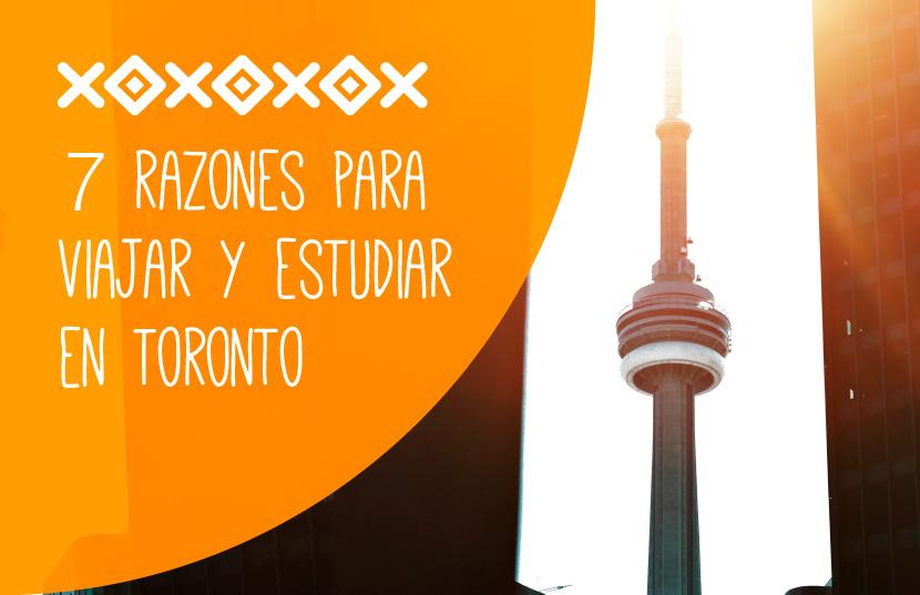 viajar y estudiar en Toronto