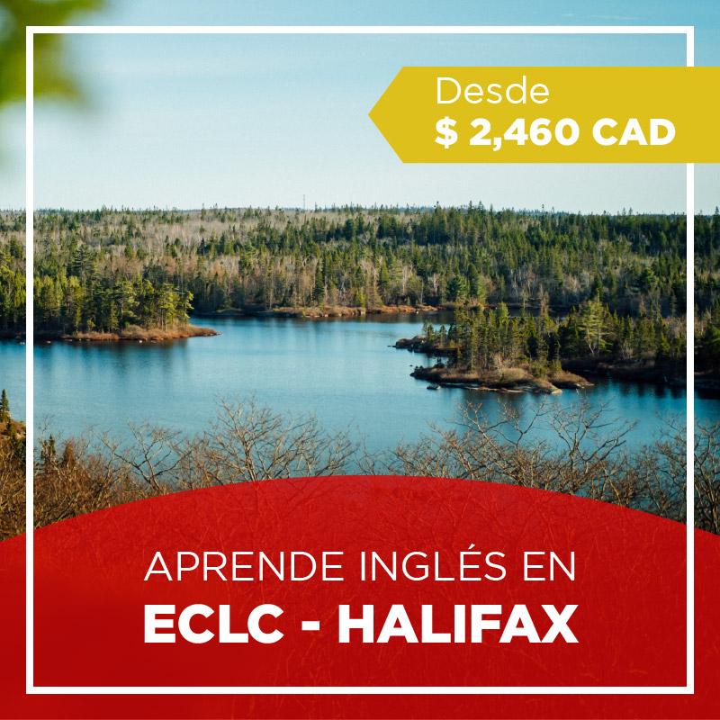 Curso de inglés en Halifax Canadá