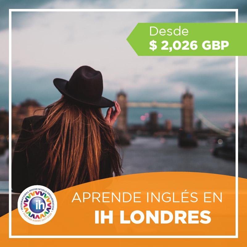 estudia inglés en Londres