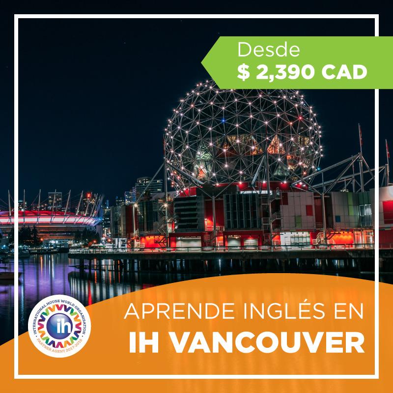 inglés en Vancouver