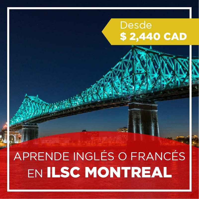 cursos de idiomas en Montreal