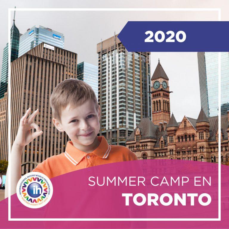 summer camp en Toronto