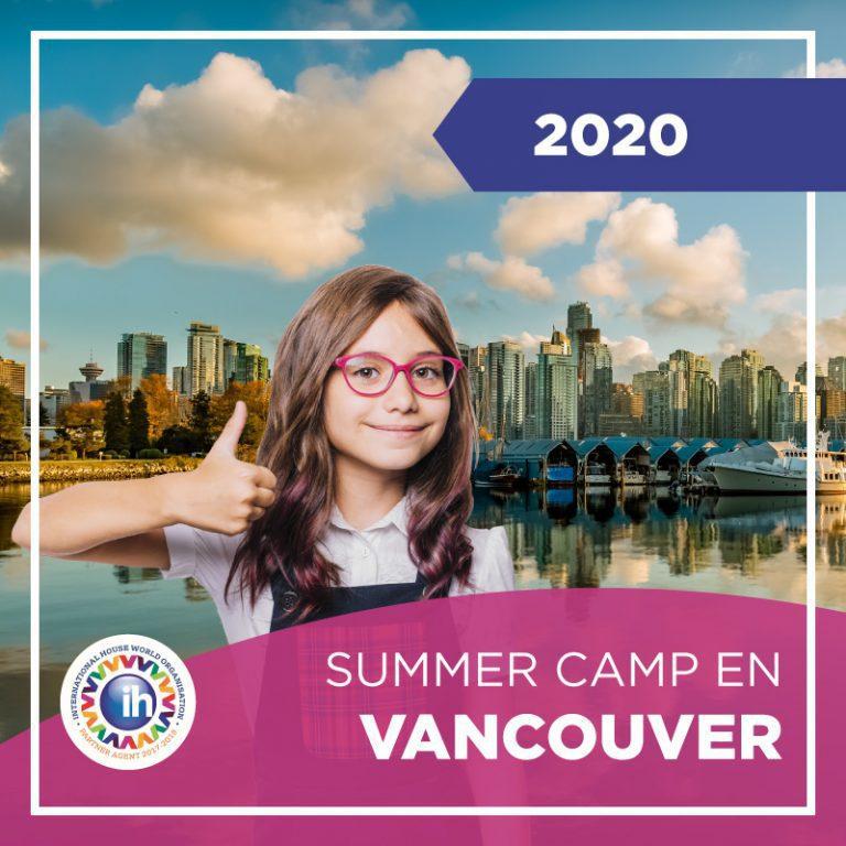 Summer camp en Vancouver