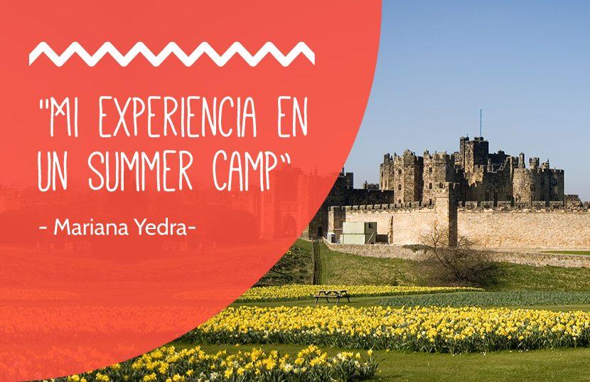 experiencia en un Summer Camp