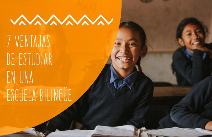 estudiar en una escuela bilingüe